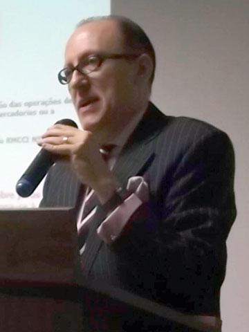 Professor Nicoletti